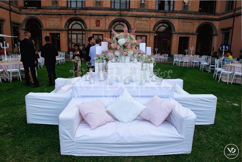 lounge tableau mariage matrimonio