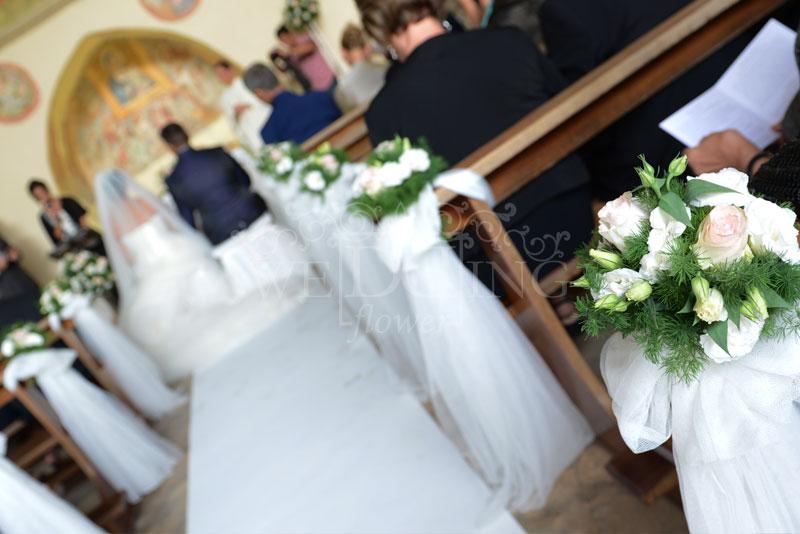 Come si sceglie un fiorista per il matrimonio?